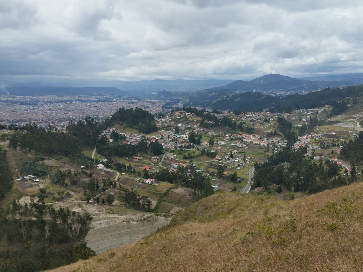 Ecuadorian Encounters: Sunday around Cuenca